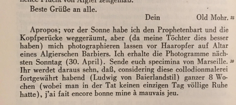 28 April 1882 aus Algiers