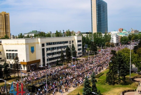 Zakharchenko funeral.jpg