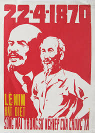 lenin birthday with Bac Ho